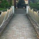 【広瀬川の橋】絹の橋