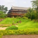 近代和風の木造建築「臨江閣」