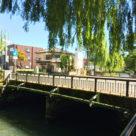【広瀬川の橋】諏訪橋